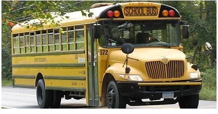 Bus High School al Canadà