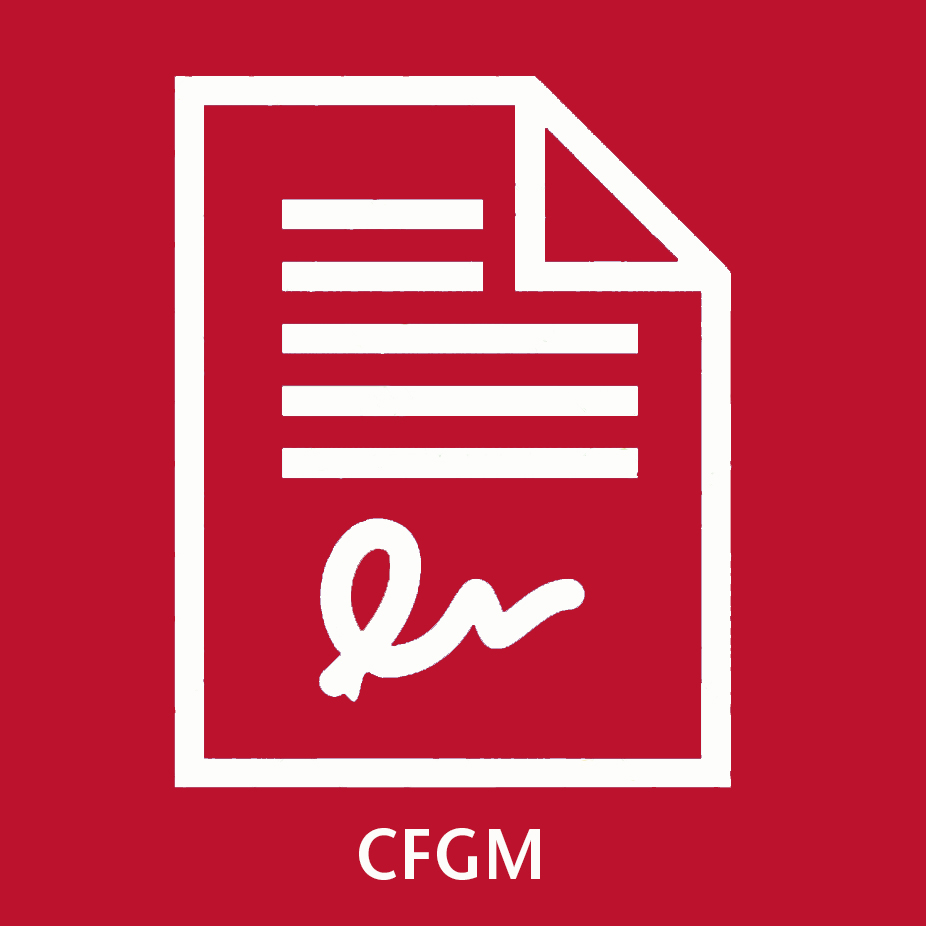 Icona circulars CFGM