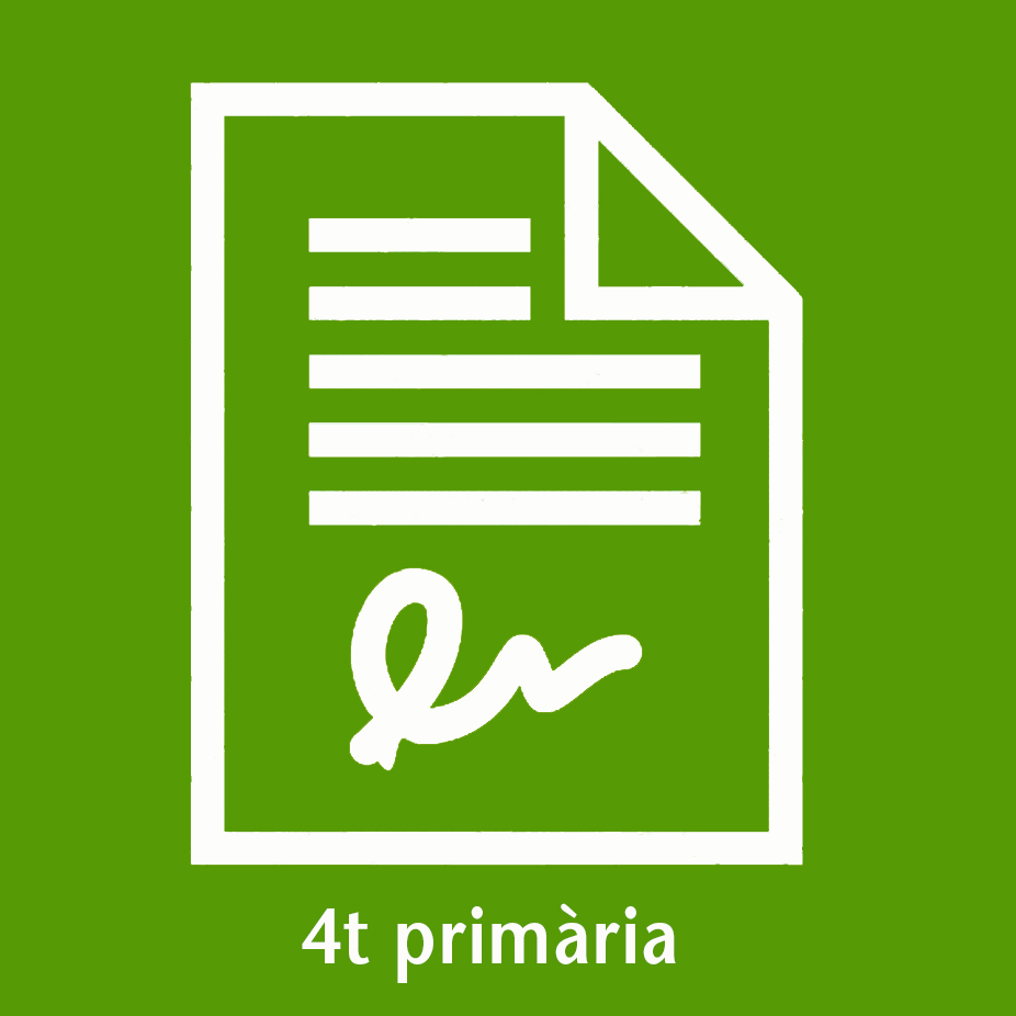 Icona circulars 4t primària
