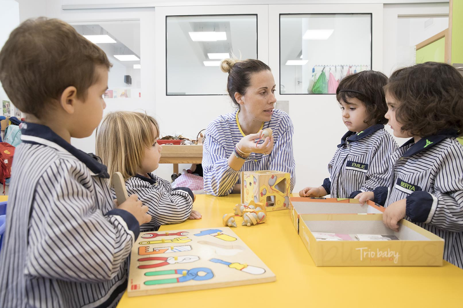Contes currículum infantil