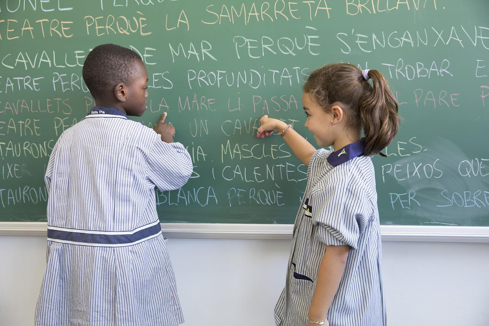 Llenguatges primària